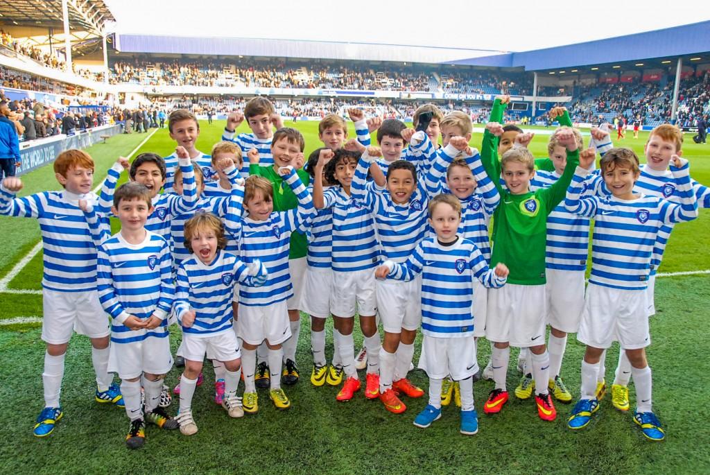 Sheen Lions QPR v Leicester 2014