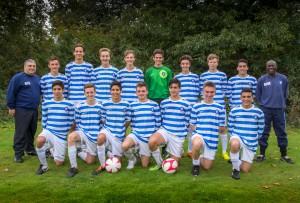 Sheen Lions U18 2014-15