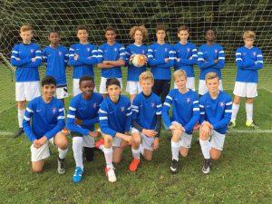 2016-17 U14 Lions