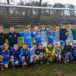 Sheen Lions U11 and Woking Cougars - 1914 Football Truce