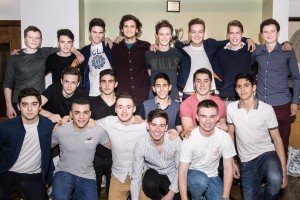 U18 Lions @ Leavers Do