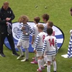 Sheen Lions U10 at the QPR Fesival