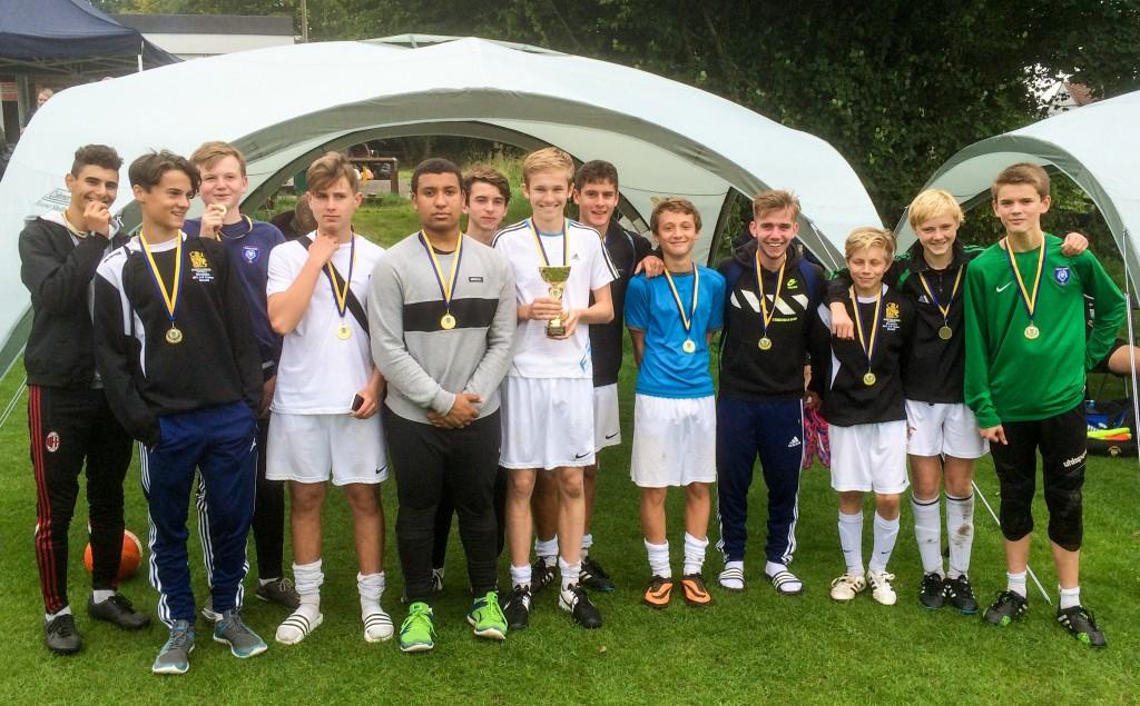 U16L 2015-16 Win Wandgas