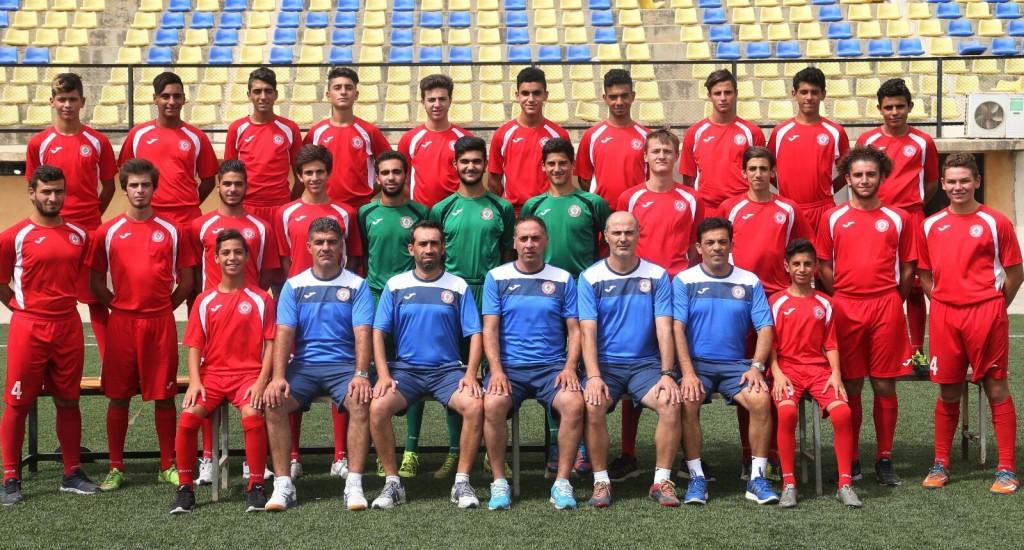 2015 Lebanon Squad